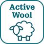 Sasta active wool