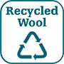 Sasta recycled wool