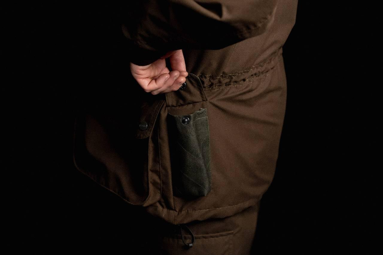 Полевая куртка Sasta Wolf